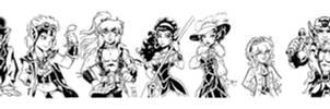 Steampunk Elfquest
