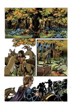 ElfQuest color work