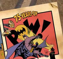 BATMAN 75 by Sonion