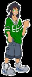 Digimon Homebound: Manny by ChakkaVoodz