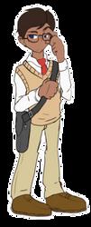 Digimon Homebound: Sashi by ChakkaVoodz