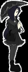 Digimon Homebound: Amie by ChakkaVoodz