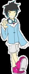 Digimon Homebound: Mikki by ChakkaVoodz