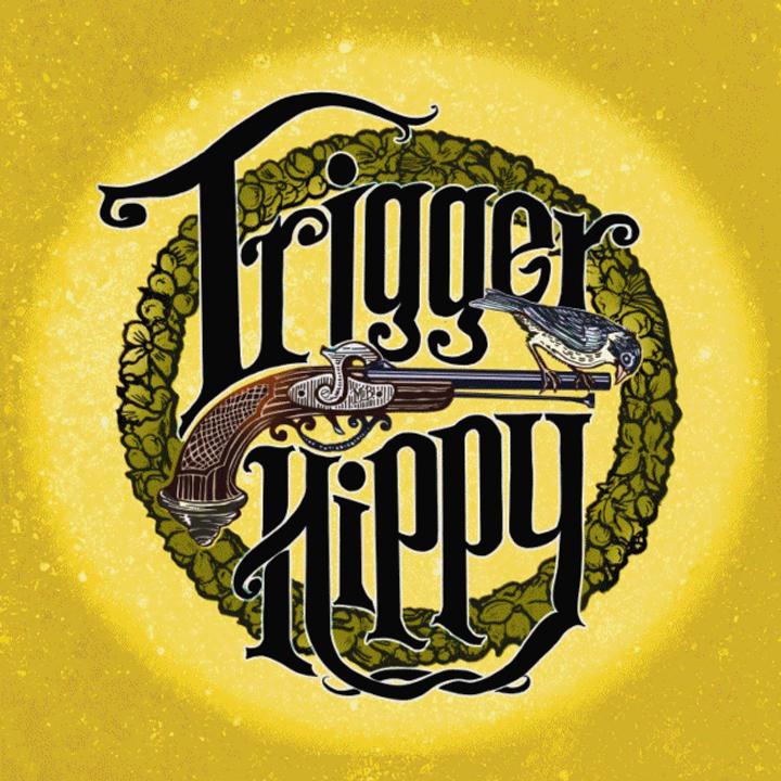 trigger hippy logo gif by kentuckybo on deviantart