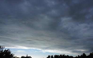 cloudy sky by Ste2004