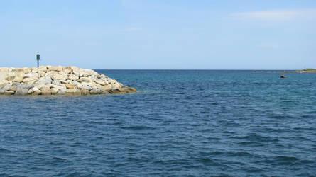 Sea rocks by Ste2004