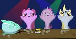 Drunken Ponies