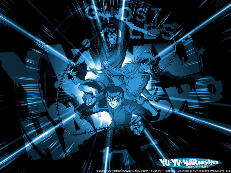 yu yu hakusho background by dragu on deviantart