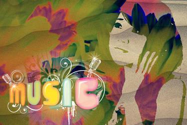 Teenage music 8x by TheSoldierInVietnam