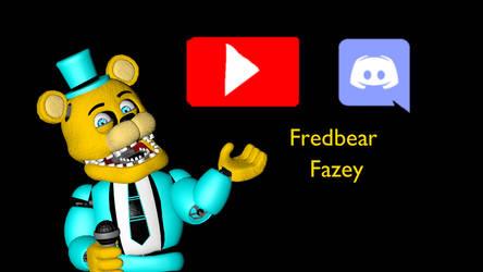 FredbearFazey's FNaF Oc by MaxMaaxim