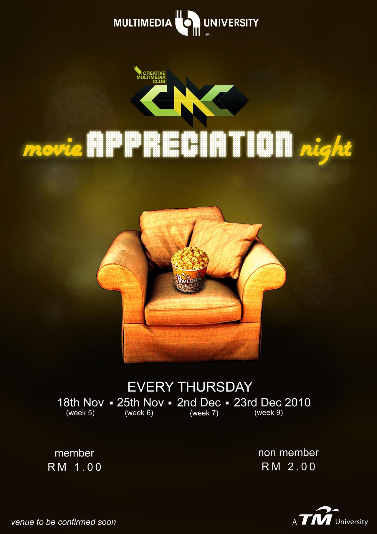 CMC Movie Appreciation Night by Haizeel
