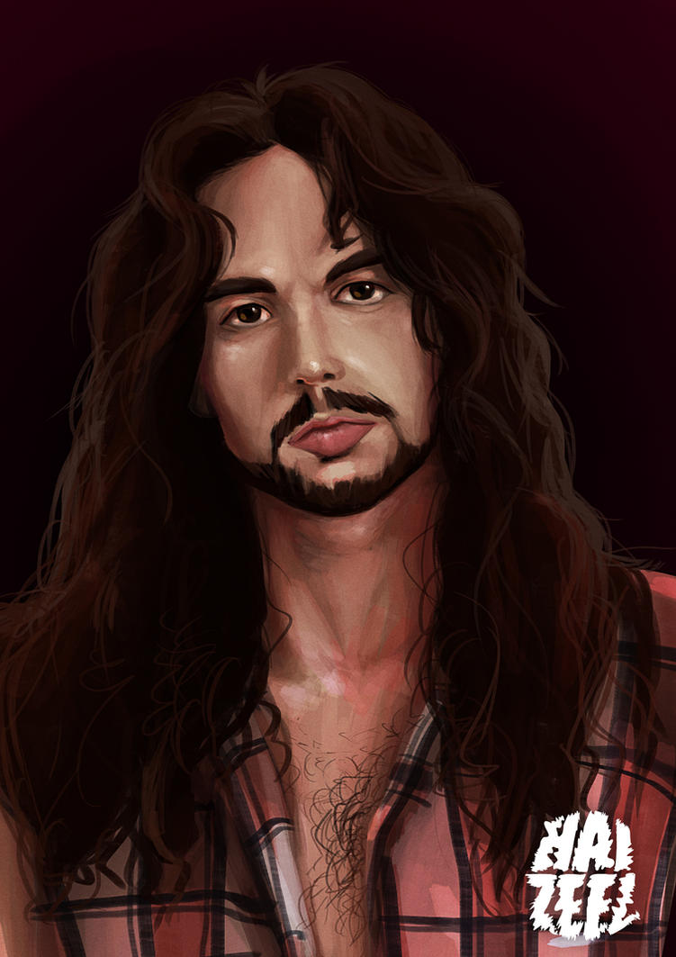 Nick Menza by Haizeel