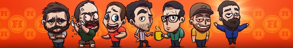 Funhaus Guys by Haizeel