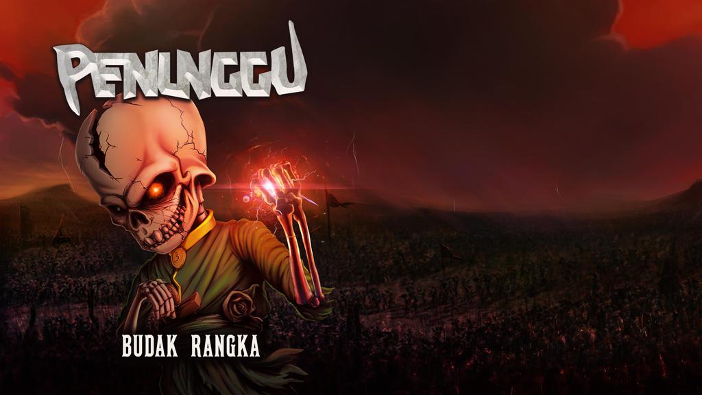 Budak Rangka by Haizeel