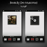 BeatsByDre MusicMod by kgill77