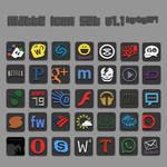 Matte Icon Set v1.1