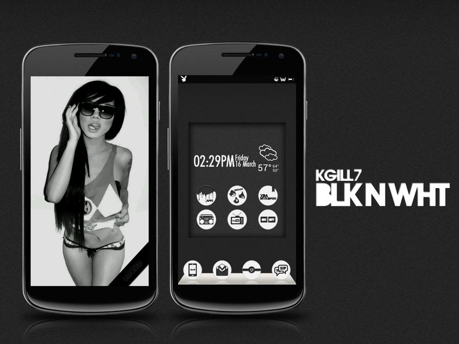 BLK N WHT by kgill77