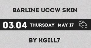 BarLine UCCW Skin by kgill77