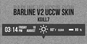 BarLine V2 UCCW Skin by kgill77