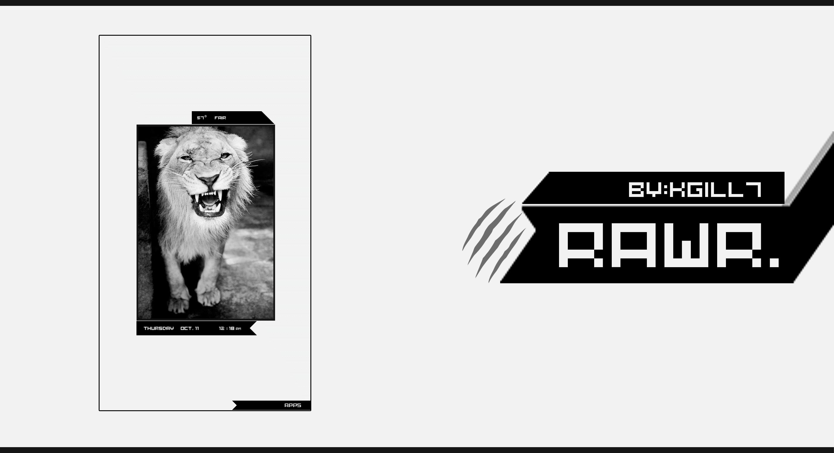 RAWR. by kgill77