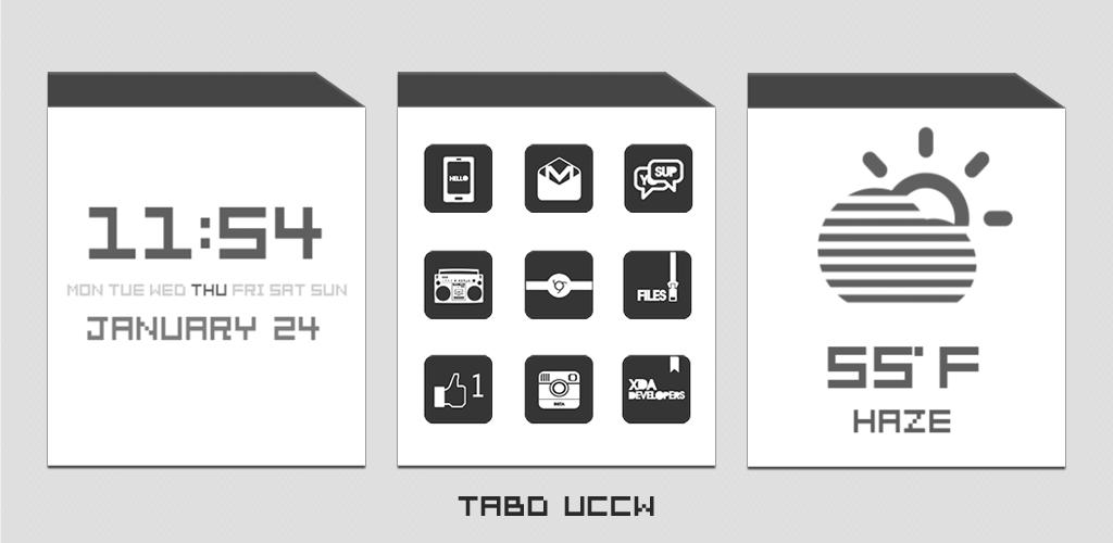 TABD UCCW Skin. by kgill77