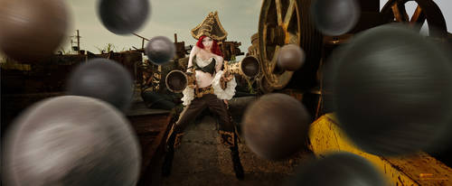 league of legend / Miss Fortune by Julia-MiFei