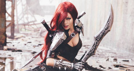 league of legend / Katarina
