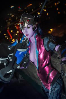 overwatch - widowmaker cosplay