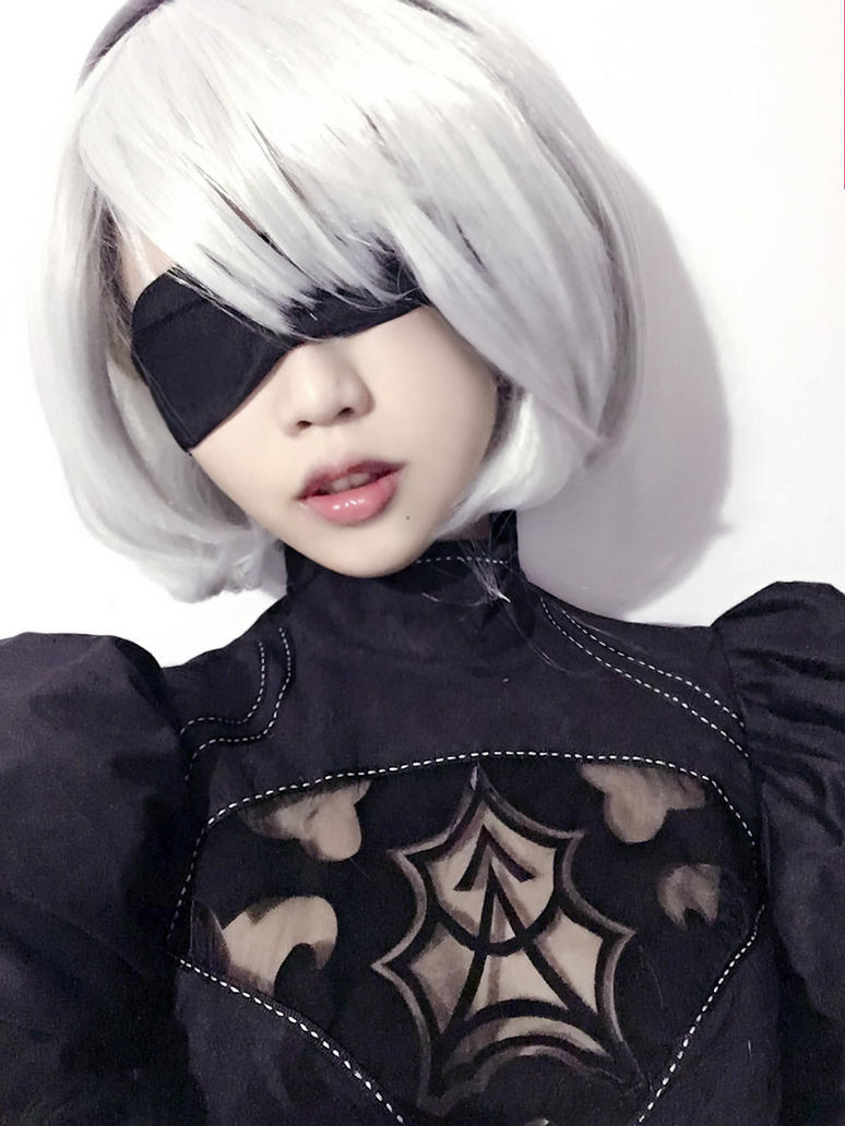2B COSPLAY NIER by Julia-MiFei