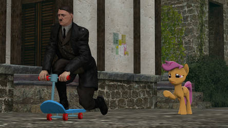 This is mein!
