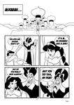 Jasmine and Jafar Comic - Page 1