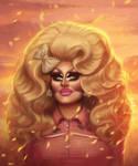 RuPaul's Drag Race All Stars 3 Trixie Performance