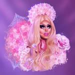 Trixie Mattel Flower Power Look ALL STARS 3