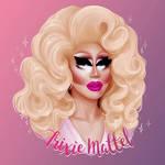 Trixie Mattle RPDR Season 7