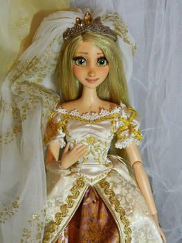 Disney Tangled Rapunzel OOAK doll