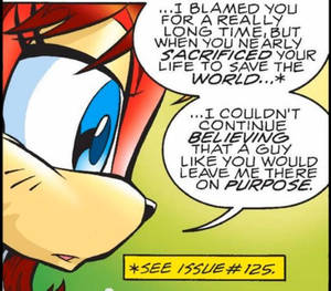 153 - FIona forgives Sonic 1 by FoxAffliction
