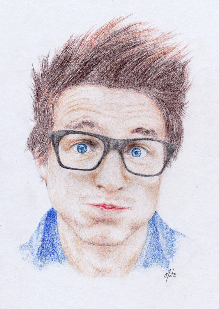 deviantART: More Like Glasses - AmazingPhil/Phil Lester by ...