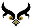 Owl Logo by CreatureCreatingBabe