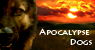Apocalypse Dogs Banner by CreatureCreatingBabe