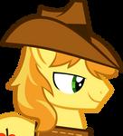 Braeburn - Applejack's cousin