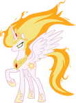 Princess Celestia's Fury