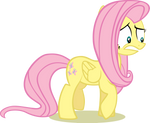 Fluttershy - Worried and Scared