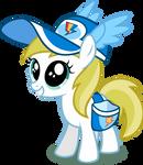 Lemon Daze - Rainbow Dash's fan