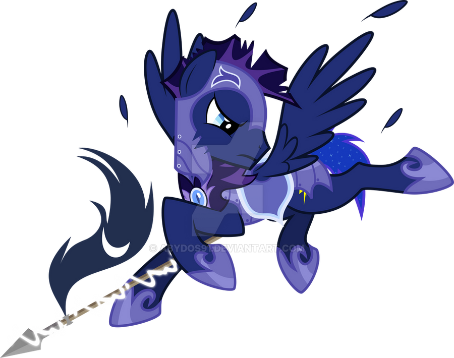 Night Thunder - Fighting by abydos91