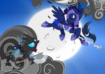 Fighting for Equestria