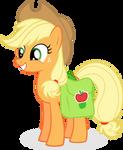 Applejack - Apple Family Portrait
