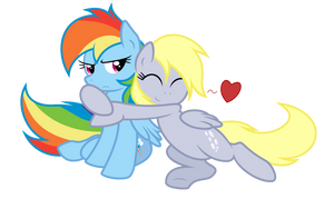 Friendship - Hugs went right