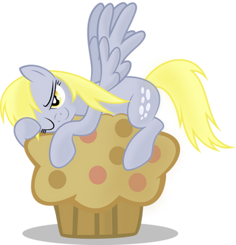 Derpy Hooves - Love for Muffins