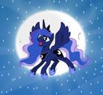 Princess Luna - Fun Night