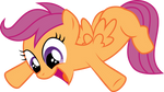 Scootaloo - Happiness